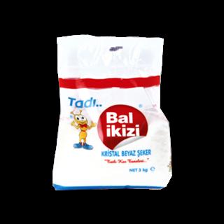 Bal Kız Toz Şeker 3 Kg ürün resmi