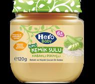 Picture of Hero Baby Kemik Sulu Kabak Pirinç 120 Gr