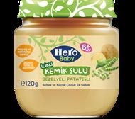Picture of Hero Baby Kemik Sulu Bezelye Patatesli 120 Gr