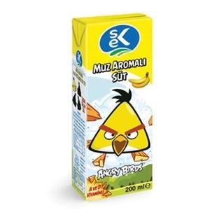 Sek Süt Muzlu 200 Ml ürün resmi