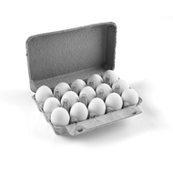 Resim Ateşoğlu Bizim Doğal Yumurta 20 Li