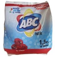 Resim Abc Matik Çamaşır Deterjanı Gül Tutkusu 1.5 Kg