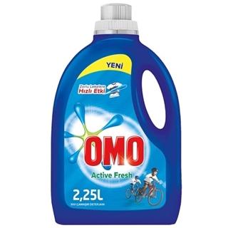 Omo Matik Sıvı Deterjan Active Fresh 1950 Ml ürün resmi