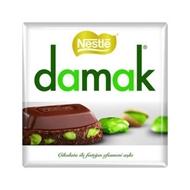 Resim Nestle Damak Antep Fıstıklı Kare Çikolata 70 Gr