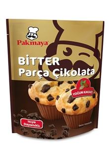Pakmaya Parça Çikolata- Bitter 70 Gr ürün resmi