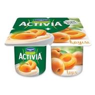 Resim Activia Meyveli Yoğurt Kayısı Keyfi 4 Lü 110 Gr