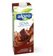 Resim Alpro Çikolatalı Soya Sütü250 Ml