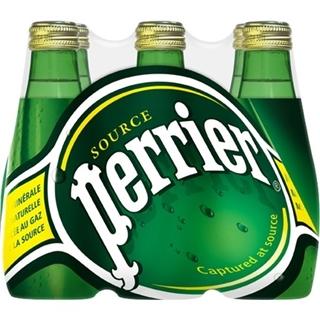 Perrier Doğal Mineralli Su 6*200 ml ürün resmi