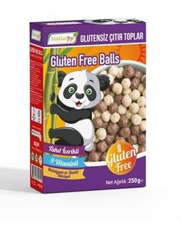 Naturpy Glutensiz Çıtır Toplar 250 Gr ürün resmi