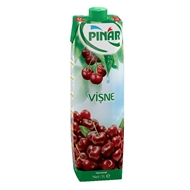 Resim Pınar Vişne Suyu 1 lt