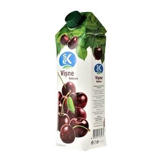 Sek Meyve Suyu Vişneli 1 Lt ürün resmi