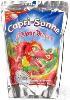 Capri-Sun Multivitamin Mystic Dragon 200 Ml ürün resmi