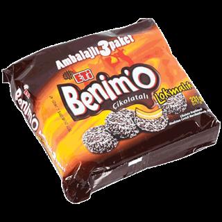 Eti Benimo Çikolatalı 216 Gr ürün resmi