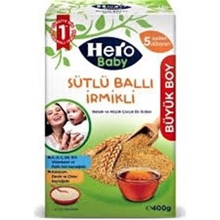 Picture of Hero Baby Sütlü Ballı İrmikli 400 Gr