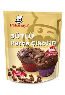Pakmaya Parça Çikolata-Sütlü 70 Gr ürün resmi