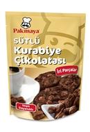 Resim Pakmaya Kurabiye Çikolatası-Sütlü 90 Gr