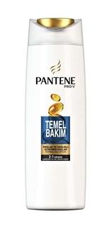 Pantene 2 si 1 Arada Şampuan ve Saç Bakım Kremi Temel Bakım 500 Ml ürün resmi