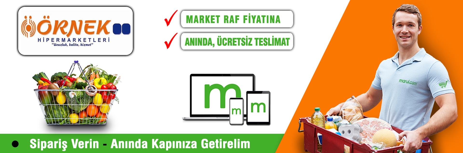 örnek hipermarketleri online market alışverişi