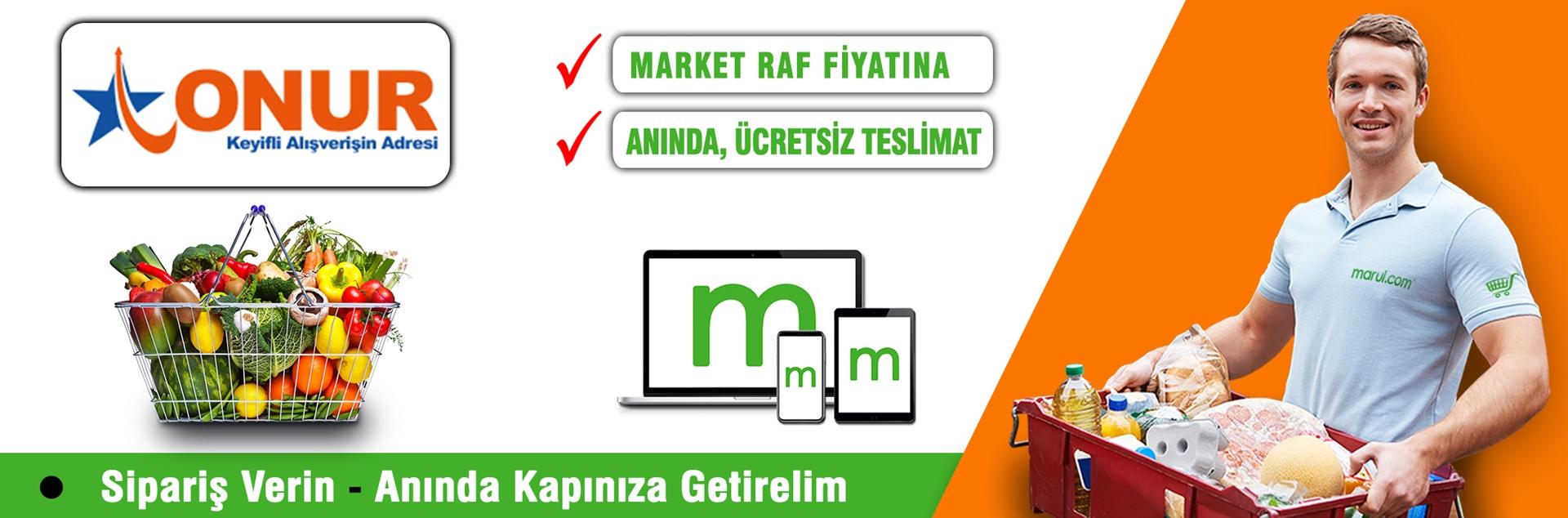 onur hipermarketleri online market alışverişi
