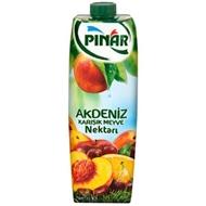 Resim Pınar Meyve Suyu Akdeniz Kokteyli 1 Lt