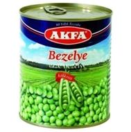 Resim Akfa Bezelye Teneke 830 Gr