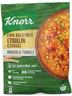 Resim Knorr Yöresel Firikli Ezogelin Çorbası 98 Gr