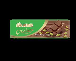 Ülker Baton Çikolata Antep Fıstıklı 16 Gr ürün resmi