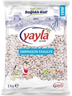 Yayla Fasulye Dermason 1000 Gr ürün resmi