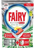 Picture of Fairy Kapsül Platinum Plus 40 Lı
