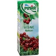 Resim Pınar Meyve Nektarı Vişne 200 Ml