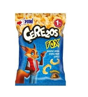 Çerezos Fox Fıstık Cipsi 27 Gr ürün resmi