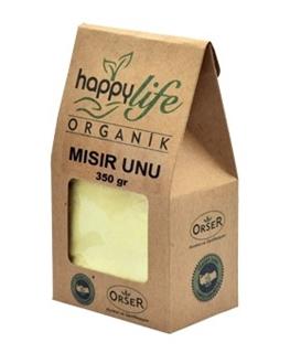 Happy Life Mısır Unu 350 Gr ürün resmi