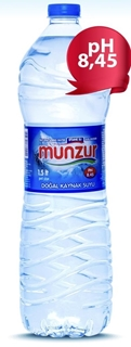 Munzur Su 1,5 Lt ürün resmi