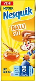 Nestle Nesguik Süt Ballı 180 Ml ürün resmi