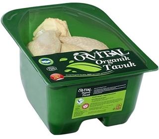 Orvital Organik Bütün Tavuk Kg ürün resmi