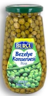 Burcu Bezelye 570 Gr  ürün resmi