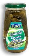 Resim Burcu Salatalık Turşu No:1 580 Gr