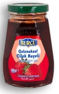 Burcu Çilek Reçeli 380 Gr  ürün resmi