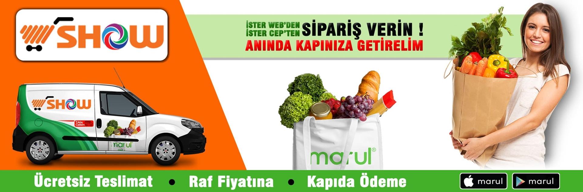 başakşehir show hipermarketleri online market alışverişi