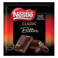 Resim Nestle Çikolata Classic Bitter 60 Gr
