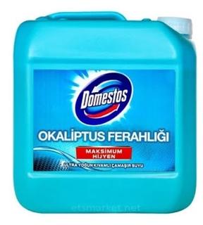 Domestos Tunceros Okaliptus 3240 Ml ürün resmi