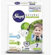 Picture of Sleepy Natural Bebek Bezi 7 Beden XX Large 16 Lı