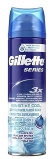 Gillette Series Tıraş Jeli Serinletici 200 Ml ürün resmi