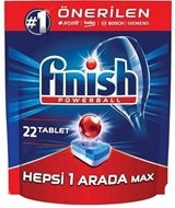 Picture of Finish Hepsi Bir Arada 22 Li Tablet