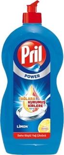 Pril Power Limon Kokulu Sıvı Bulaşık Deterjanı 1306 Ml ürün resmi