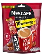 Resim Nescafé 3 ü 1 Arada Kahve 10 x 18 gr