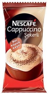 Nescafé Şekerli Cappuccino Bol Köpük  14,5 gr ürün resmi