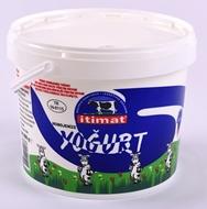 Resim İtimat Kaymaklı Kova Yoğurt 3000 Gr