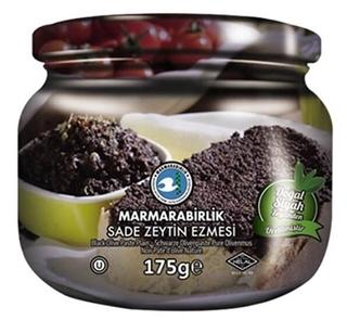Marmarabirlik Zeytin Ezmesi Sade 175 Gr ürün resmi