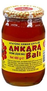 Atatürk Orman Çiftliği Ankara Çiçek Balı 480 Gr ürün resmi